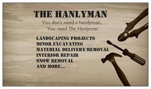 The Hanlyman - Excavation, Landscaping and Renovations