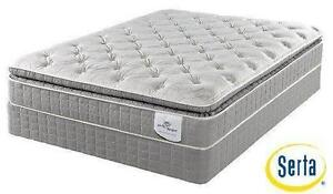 $$ Blow Out Sale*brand new SERTA eurotop mattress on Sale