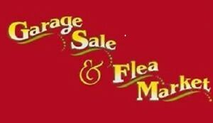 Come and Sell Your Stuff-Vendors for Large Indoor Garage Sale