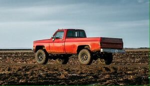 1985 Chev 2500 Lifted
