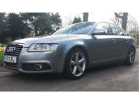 *REDUCED PRICED* 2009 AUDI A6 S LINE TDI FACELIFT