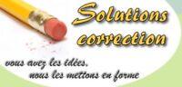 CORRECTION DE TRAVAUX (ORTHOGRAPHE)