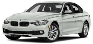 2016 BMW 320i xDrive Sunroof and Leather Upholstery