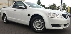 2011 Holden Ute VE II Omega White 6 Speed Sports Automatic Utility Berrimah Darwin City Preview