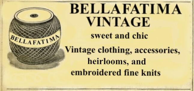 Bellafatima Vintage