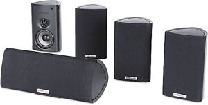 Polk Audio RM 75 Speakers for Home Theater