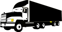 Truck and 53' Trailer for Rent