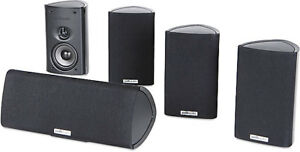 Polk Audio RM 75 Speakers Systems for Home Theater
