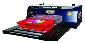 Dtg printer viper direct to garment t shirt printer new for T shirt screen printers for sale