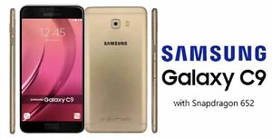 """BRAND NEW IN BOX SAMSUNG C9 PRO SAMSUNGS NEWEST 6"""" PHABLET"""