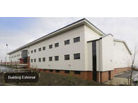 SHEFFIELD Office Space to Let, S5 - Flexible Terms   5 - 80 people