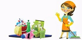 Housekeeping - £10/hr Book a daily or weekly clean and you'll get 30% off on your first clean.