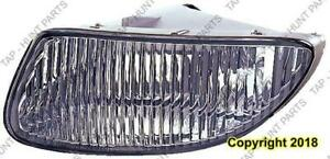 Fog Light Driver Side High Quality Toyota Solara 1999-2001