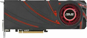 DirectX 12 Graphics Card - ASUS R9 290 4GB - Win 10 Ready!
