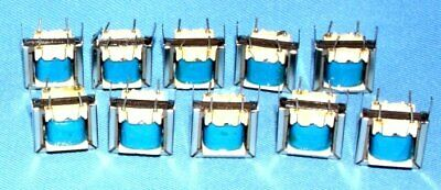 10 Audio Signal Transformer 10k To 10k 11 Ratio Isolation Or Coupling New