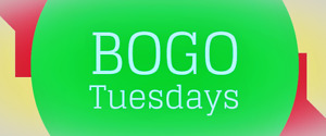 BOGO Tuesdays at Sweet Pea's Children & Maternity Consignment