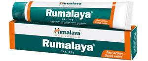 Rumalaya Gel Pommade | Himalaya Herbals | Mobilité Illimité