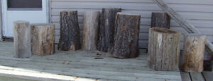 """}}} """"Stumps"""" for Sale - Multitude of Uses {{{"""