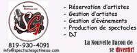 Service de DJ, Ànimateur, Humoriste ou Chanteur