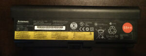 Genuine Lenovo battery 9­-cell Thinkpad T410 T420 T510 T520 W520