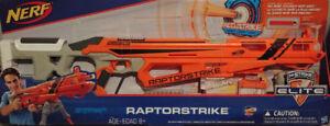 NERF N-Strike Elite AccuStrike RaptorStrike **NEW SEALED!**