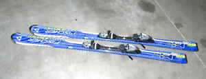 Youth Fischer AMC skis