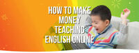 Part-time, home-based English Teachers