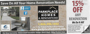 SAVE ON ALL YOUR HOME RENOVATION NEEDS!