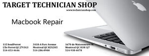 REPARATIONS POUR iMAC/ MAC / MACBOOK (PRO / AIR)