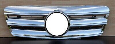 Grill Kühlergrill CHROM Mercedes A208 C208 CLK +.STERN CL LOOK