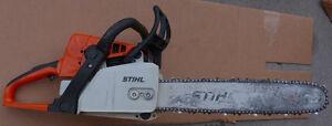 Scie a chaine STIHL MS230 Chainsaw
