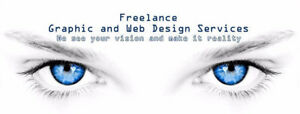 Freelancer - Graphic and Web Design Services (Best Prices)