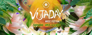 Vujaday Music Festival 5-day GA Ticket