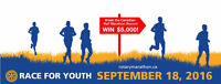 Early Bird Deadline for Rotary Race for Youth!