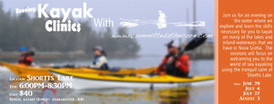 Shortts Lake kayak Clinic - July 27