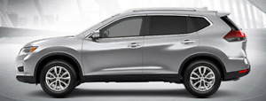 Lease takeover - 2016 Nissan Rogue SL AWD SUV