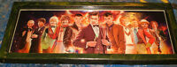 Doctor Who pictures, 2 different - SciFi -ready to display