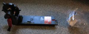 Berkley Portable Line Spooling Station, Black/Red