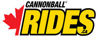 Cannonball Rides - June 10,11 - Do YOU have what it takes?