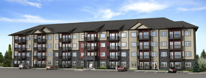 Radiance Condos and Townhomes in Eaux Claires (North Edmonton) Edmonton Edmonton Area image 6