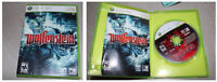 Wolfenstein XBOX 360 in Excellent Condition