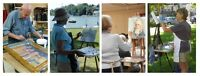 SPRING INTO SUMMER Art Show & Sale by The Don Valley Art Club