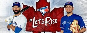 Blue Jays Tickets April - August TD CLUBHOUSE SEATS