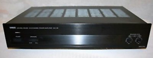 Yamaha Natural Sound 2/4 Channel Power Amplifier MX-35