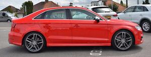 2015 Audi S3 Technik Sedan