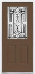 Glass Steel R Door (steel frame system) - Great for your Renovation project!!! - We have a large selection of Doors!!