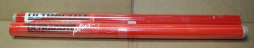 Qty 2 Rolls Hanger 9 Ultracote True Red & Other HANU866 - New