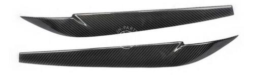 Carbon koplamp cover X5