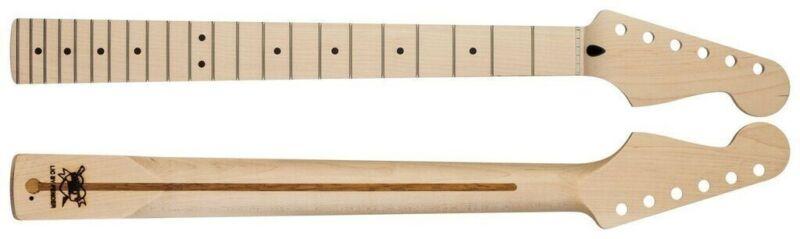 NEW Mighty Mite Fender Lic Stratocaster Strat NECK Maple Compound MM2902CR-M