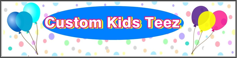 Custom Kids Teez
